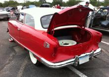 The dickey of a 1955 Hudson Rambler (Source: Wikipedia)