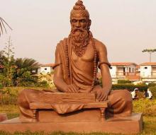 Shushruta Statue, Haridwar (Source: Wikipedia (Shushruta))