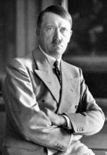 Adolf Hitler (1933) (Source: Wikipedia)
