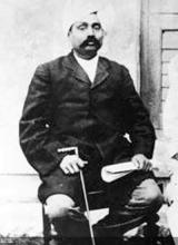 Lala Lajpat Rai '04 (Source: Motivational India (Lala Lajpat Rai))