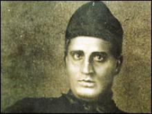 Radhanath Sikdar (pre 1870) (Source: Wikipedia (Radhanath Sikdar))