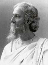 Rabindranath Tagore (1909) (Source: Wikipedia)