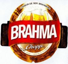 Braham Chopp (Source: lessmiths (Chopp Brahma, Brazil))