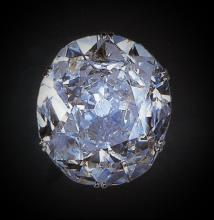 The Koh-i-Noor Diamond (Source: famousdiamonds (The Koh-I-Noor))